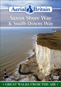 Aerial Britain: Saxon Shore Way and South Downs Way
