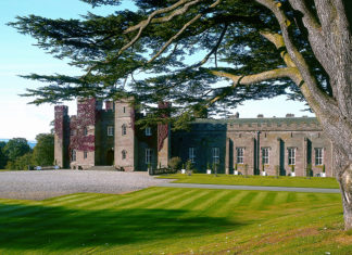 Scone Palace is one of the Historic Houses members that has pledged its help