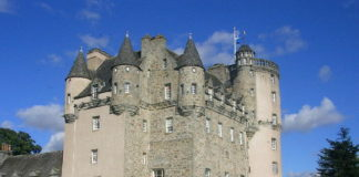 Castle Fraser. Credit: Creative Commons