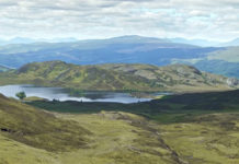 Scottish Highlands. From VisitBritain video on how Siobhan Mackenzie was inspired by Scotland