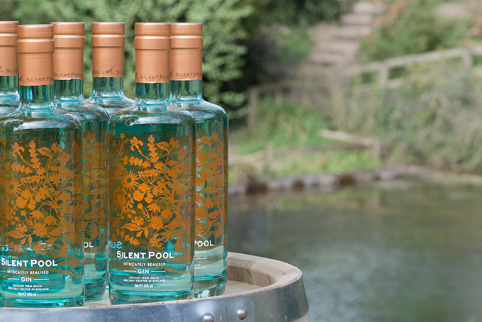 Silent Pool gin |World gin day | Britain's best gin distilleries. Things to do Mother's Day