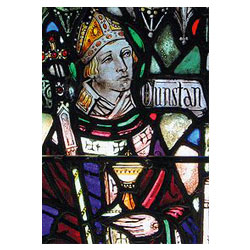 St Dunstan History of the Saxons