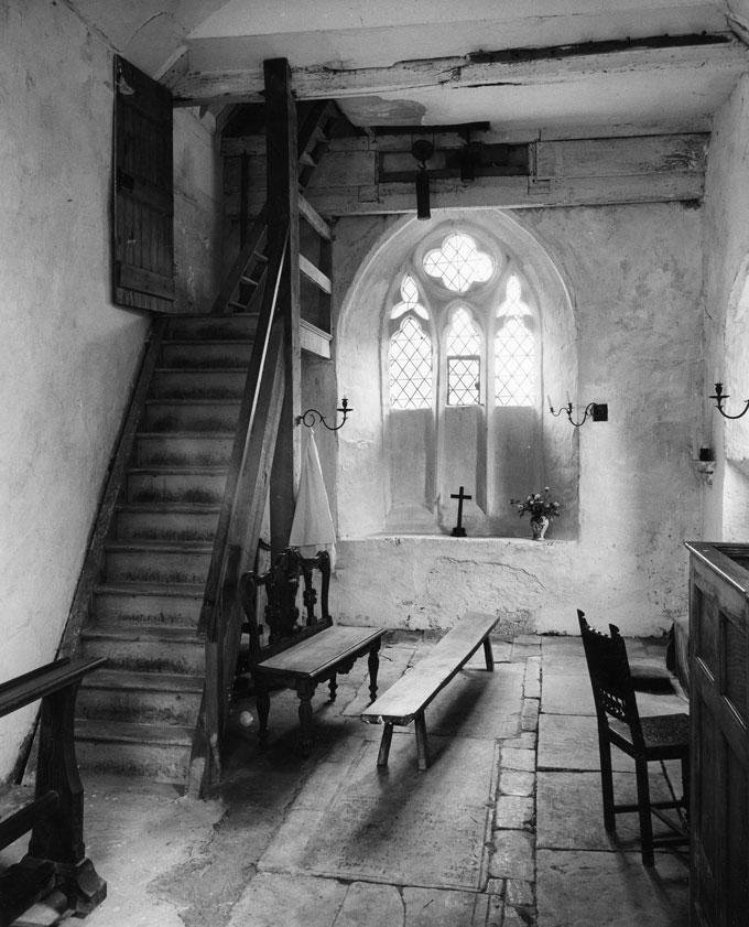St-Lawrence,-Didmarton,-Gloucestershire,-1962-(c)-Edwin-Smith,-RIBA-Library-Photographs-Collection