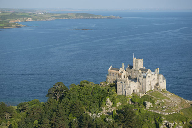 St michael's mount, cornwall, beautiful photos of Cornwall, Cornwall in pictures