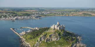 St Michael's Mount, Cornwall, beautiful photos of Cornwall