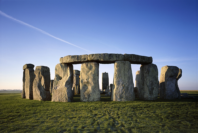 Stonehenge. 12 wonders of Britain: British places everyone should visit once