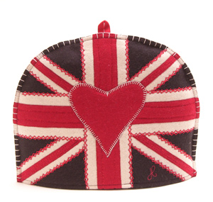 Jan Constantine Union Jack Tea Cosy