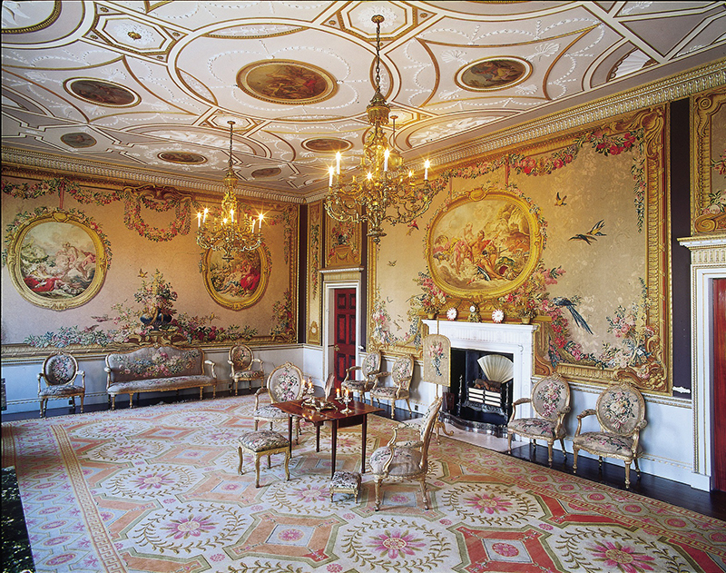 Tapestry Room, Newby Hall