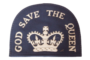Jan Constantine Tea Cosy God Save The Queen