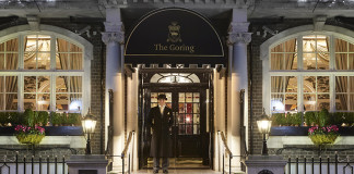 The Goring, Belgravia, London. Hotels in central London