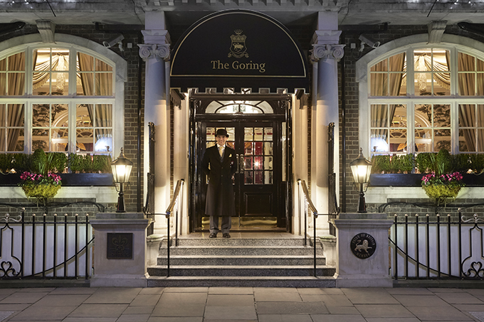 Luxury London Hotels
