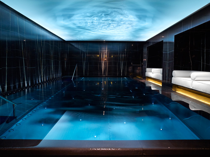 The Pool at The Corinthia