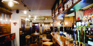 The Punchbowl Mayfair – one of London's oldest pubs