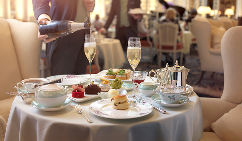 Afternoon Tea at the Savoy is a once-in-a-lifetime experience