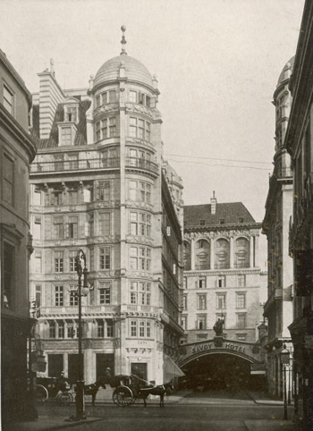 The Savoy Hotel London