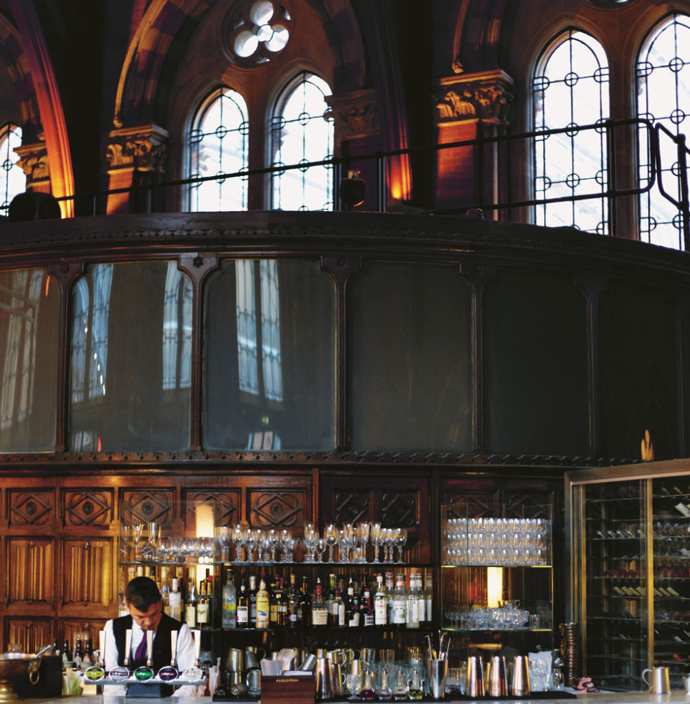 historic london bars