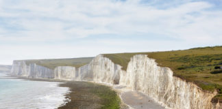 Birling Gap and the Seven Sisters, East Sussex. Credit: National Trust Images/Arnhel de Serra