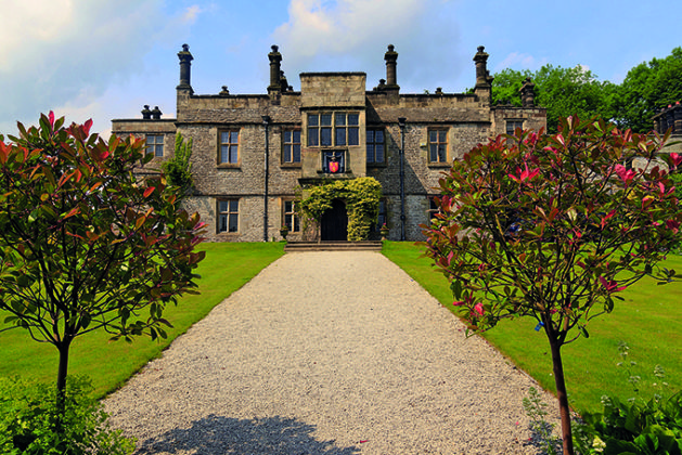 Tissington Hall, Peak District, Derbyshire. Peak District Photos