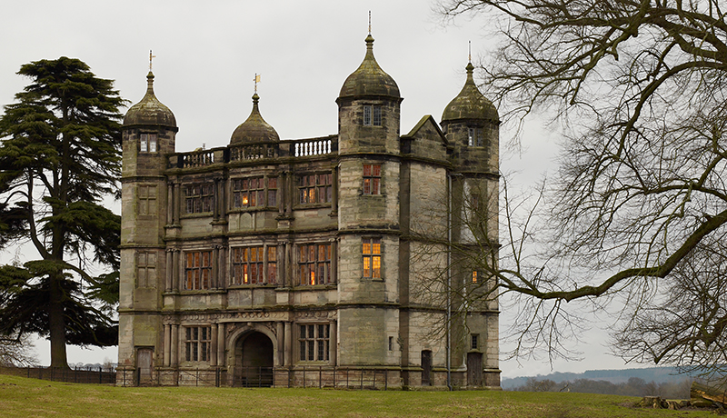 Tixall Gatehouse