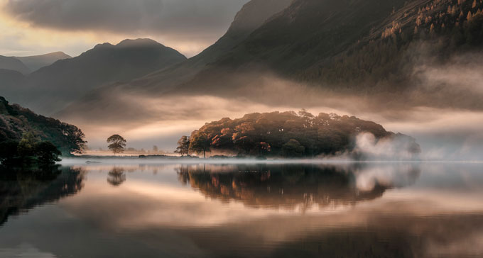 Tony-Bennett-'Mist-and-Reflections',-Crummock-Water,-Cumbria,-England-1