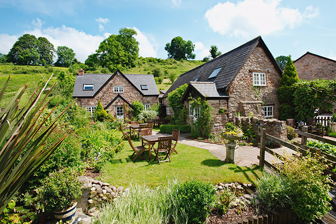 Tudor Farmhouse stay   Review of the Tudor Farmhouse in Clearwell, the Forest of Dean, Gloucestershire