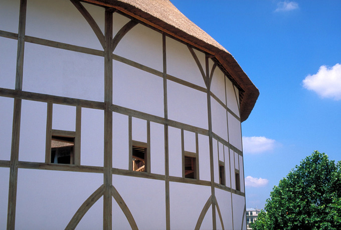 Shakespeare's Globe. Credit: Visit Britain