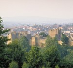 Ludlow Castle in Shropshire was Edward's childhood home. Credit: VisitBritain/Britain on View
