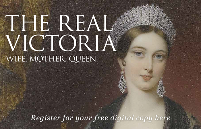 The real Queen Victoria: FREE 32-page supplement