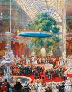 The Great Exhibition of 1851 at London's Hyde Park