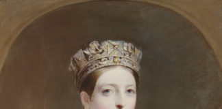 Queen Victoria (1819-1901) by Richard Rothwell (1800-1868) after Thomas Sully
