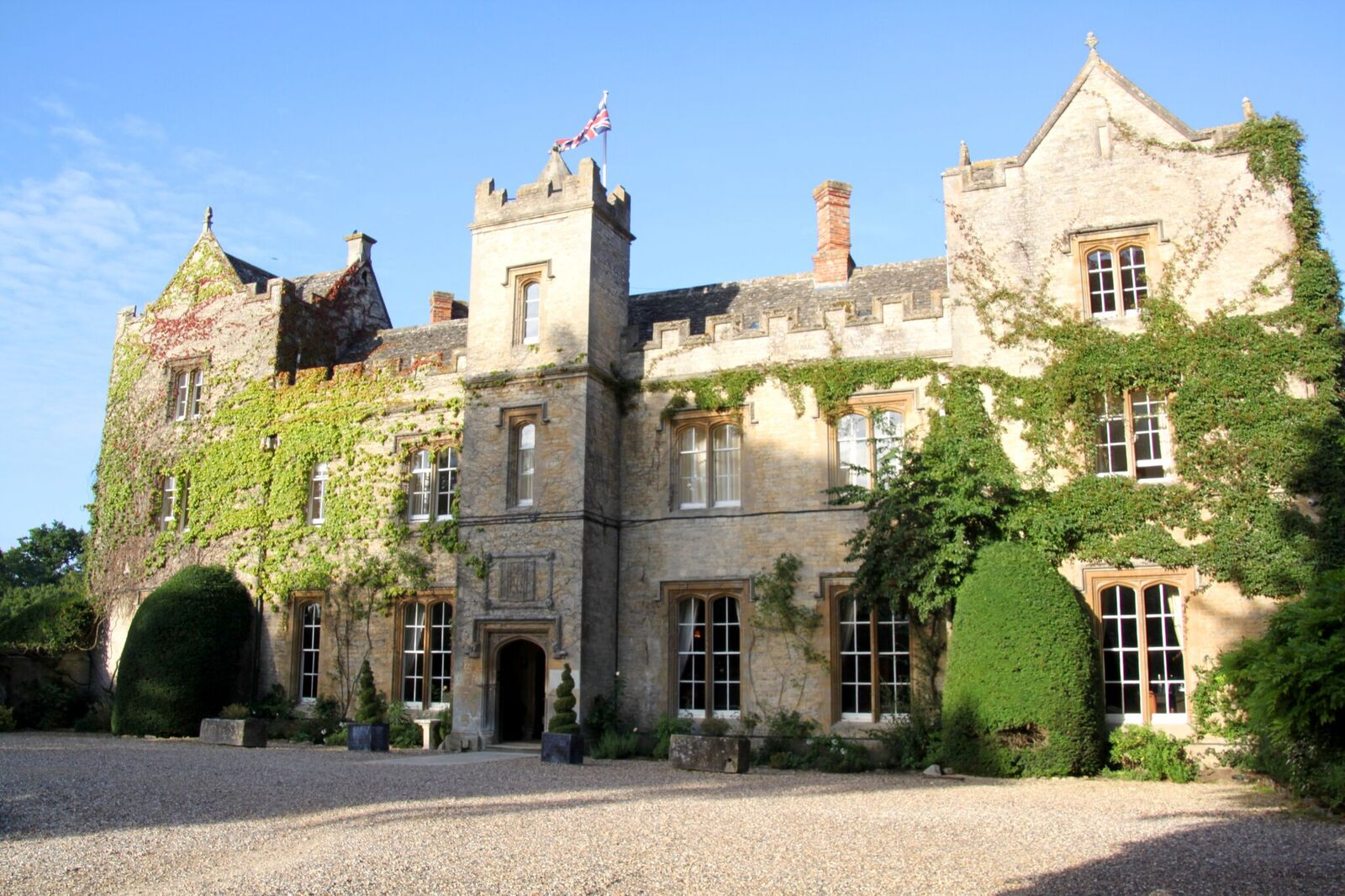 The Manor Country House Hotel