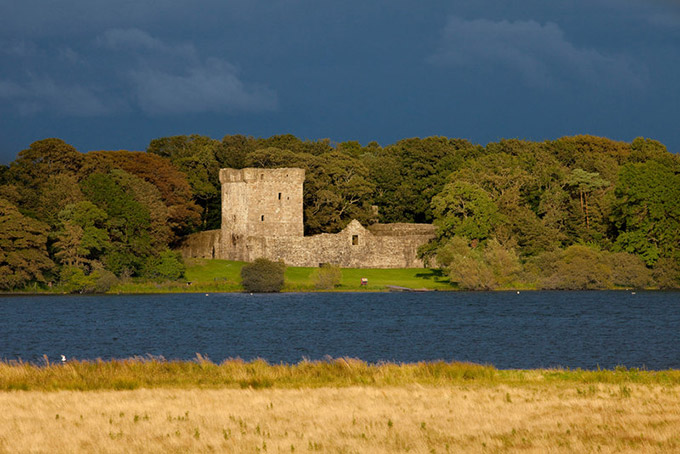 Mary was imprisoned at Lochleven Castle in Kinross, Perthshire. Life of Mary, Queen of Scots
