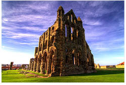 Whitby Abbey History of the Saxons