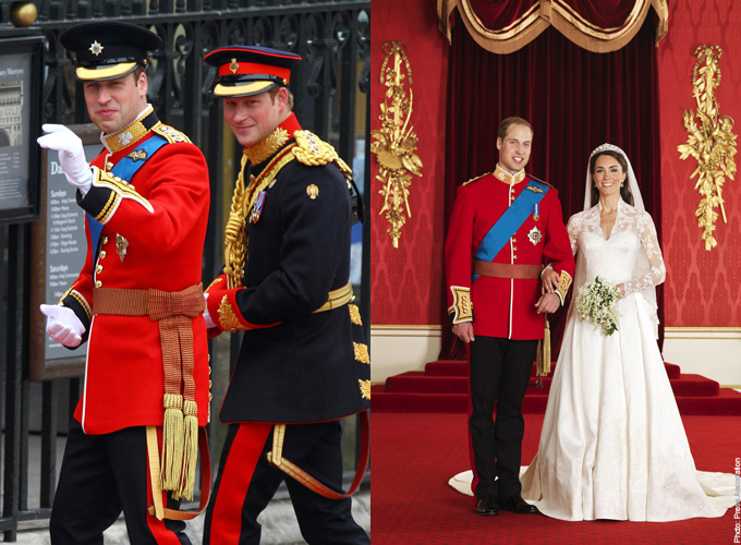 Prince William Prince Harry Kate Middleton