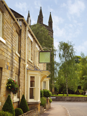 Feversham Arms in Helmsley