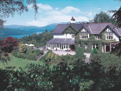 Escape to the Lakes at Linthwaite House