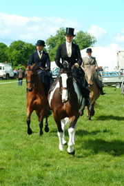 Arley Hall Horse Trials