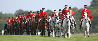 Royal Procession at Ascot