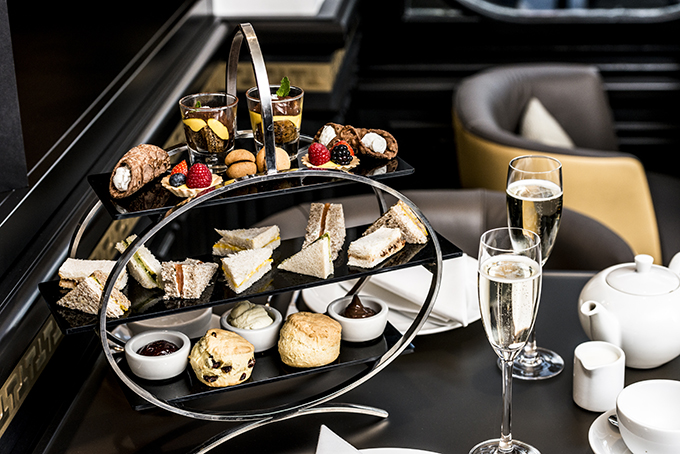 afternoon tea baglioni | five-sat luxury by Kensington Palace | London hotels | five-star London