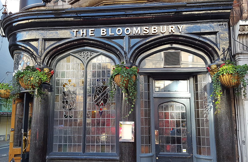 The Bloomsbury