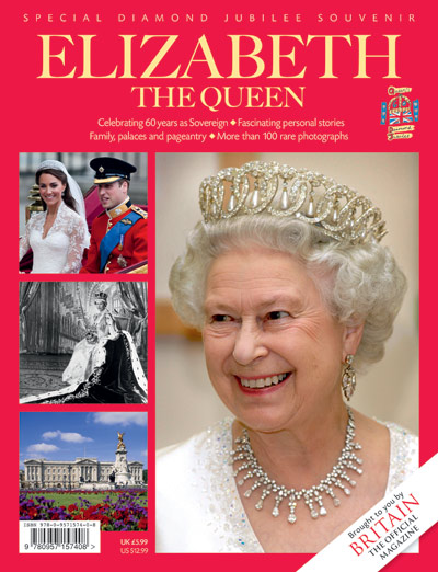 Elizabeth: The Queen Britain Magazine