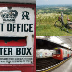 Postage stamps, bikes and the London Underground