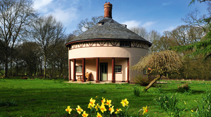 The Round House in Suffolk