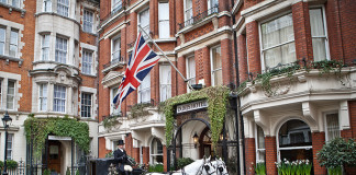 Great British holiday competition | Duke's London Mayfair, dukes hotel