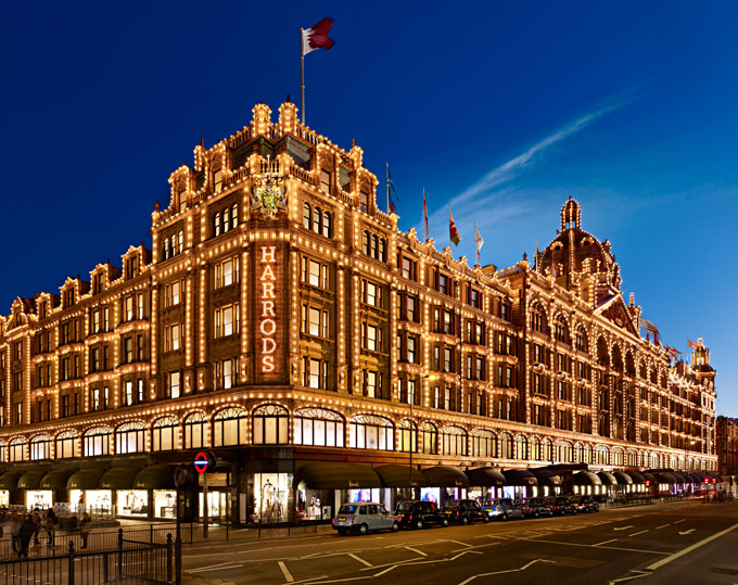 Behind the scenes at Harrods - Britain Magazine  ad9a1d504d2