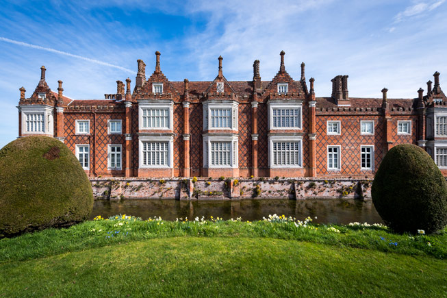 Helmingham Hall, Suffolk. Credit: www.smdphotography.co.uk