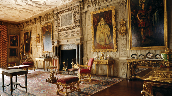 ... With Sophisticated Symmetry And Grand Entrance Halls, Elaborate  Carvings And Complex Decoration, Britainu0027s Jacobean Houses Have A Unique  Fascination And ... Part 64