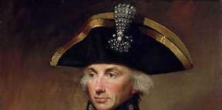Lord Nelson led the Royal Navy to triumph at the Battle of Trafalgar