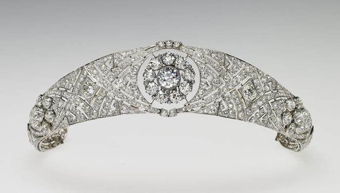 Duchess of Sussex tiara