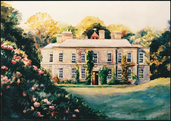 Du Maurier drew her inspiration for Manderley from  the Cornish mansion of Menabilly © Chichester Partnership